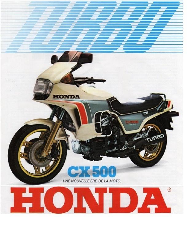 La CX 500 Turbo a 30 ans en 2012! Cx500t10