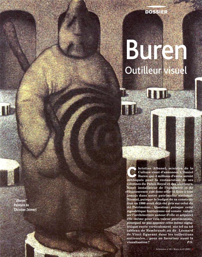 BUREN - Outilleur visuel Buren-11