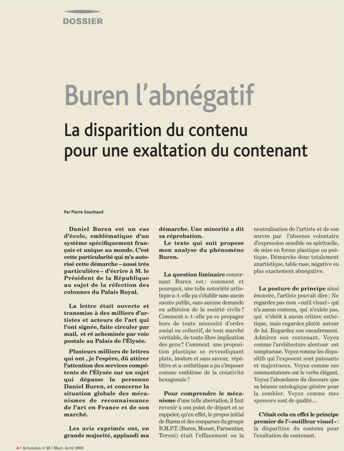 BUREN - Outilleur visuel Buren-12
