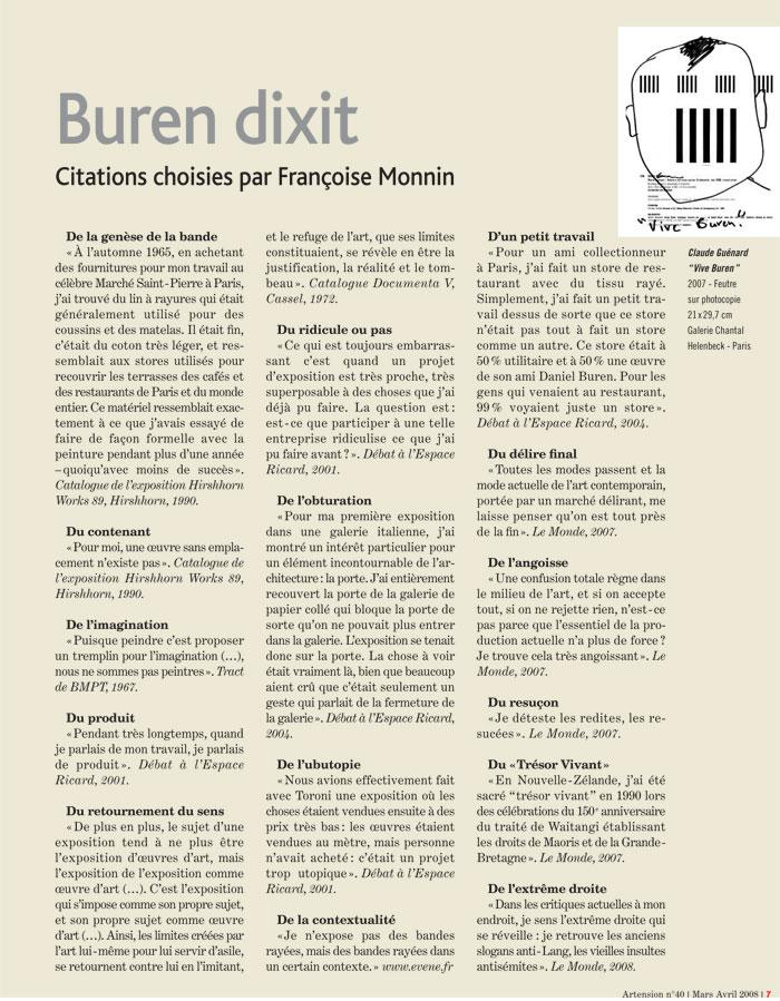 BUREN - Outilleur visuel Buren-15