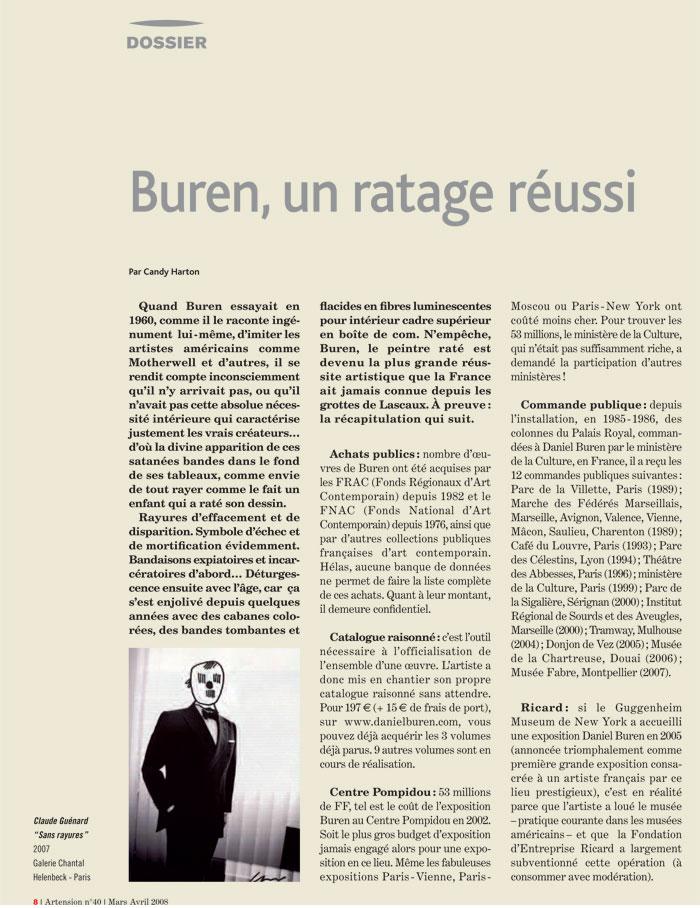 BUREN - Outilleur visuel Buren-16