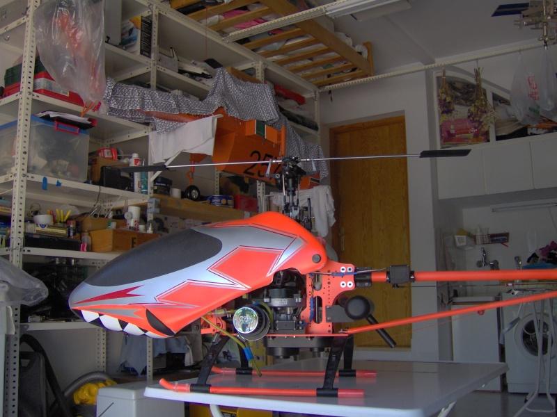 Como construir un Benzin Trainer Imagen17