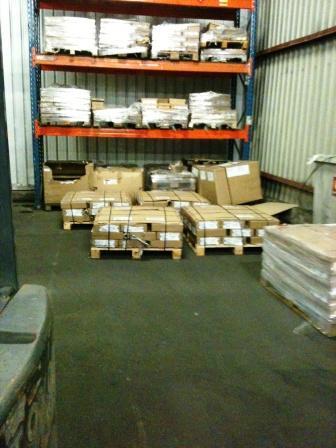 Orde propreté et logistique Stock010