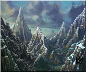 Montagne D'Enuncil
