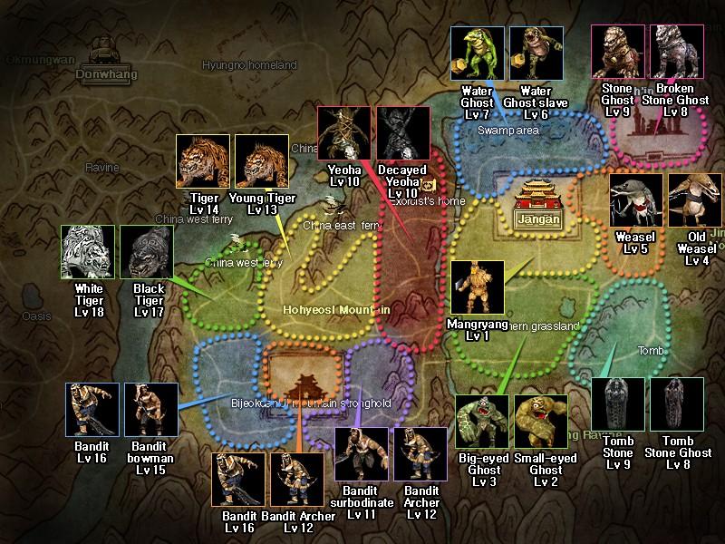 JANGAN MONSTER MAP Jang10