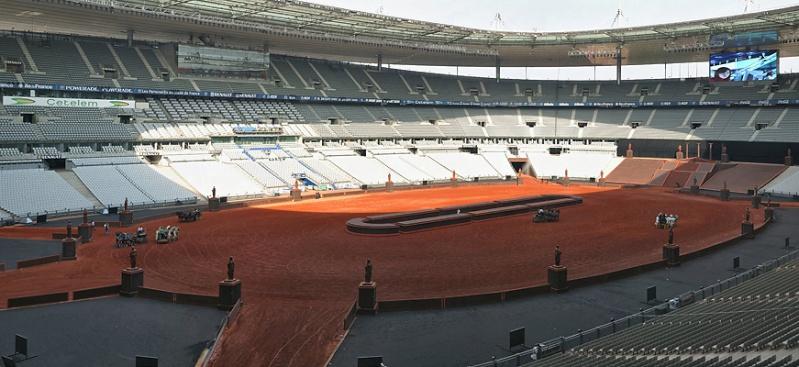 billet concert Mylène Farmer au stade de France le 12.09.09 B1210