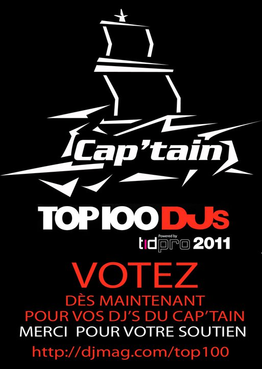 Top 100 DJ 2011 Captai10