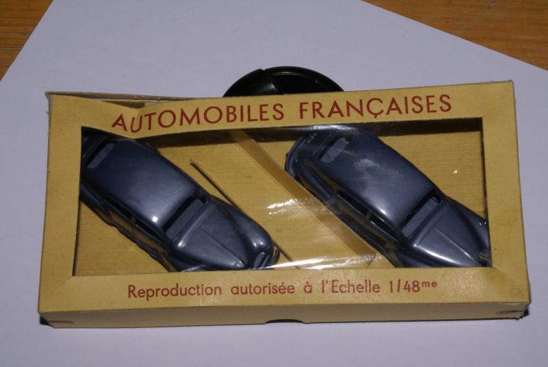 coffret automobiles Françaises Vitri346