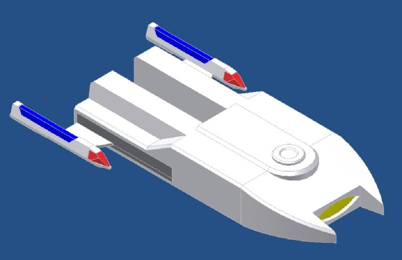 Lois et règles de design des vaisseaux de ST - Page 3 Hammer11