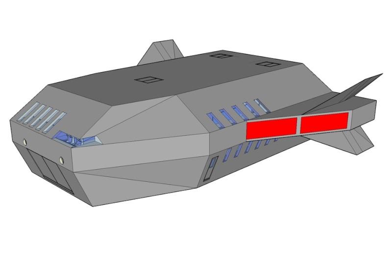 Lois et règles de design des vaisseaux de ST - Page 2 Munchk10