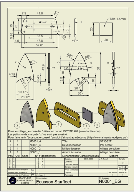 combadge fabrication maison Plan_e10