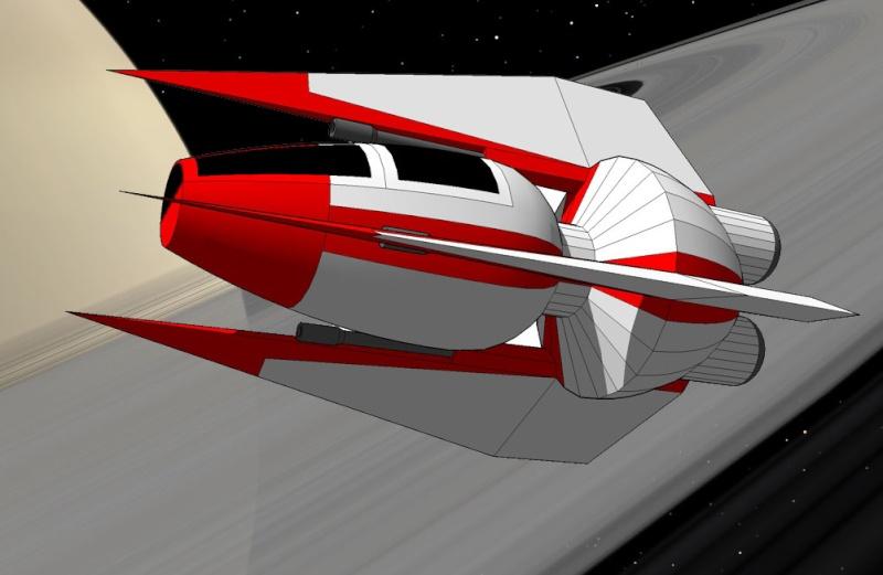 Lois et règles de design des vaisseaux de ST - Page 2 Saturn10