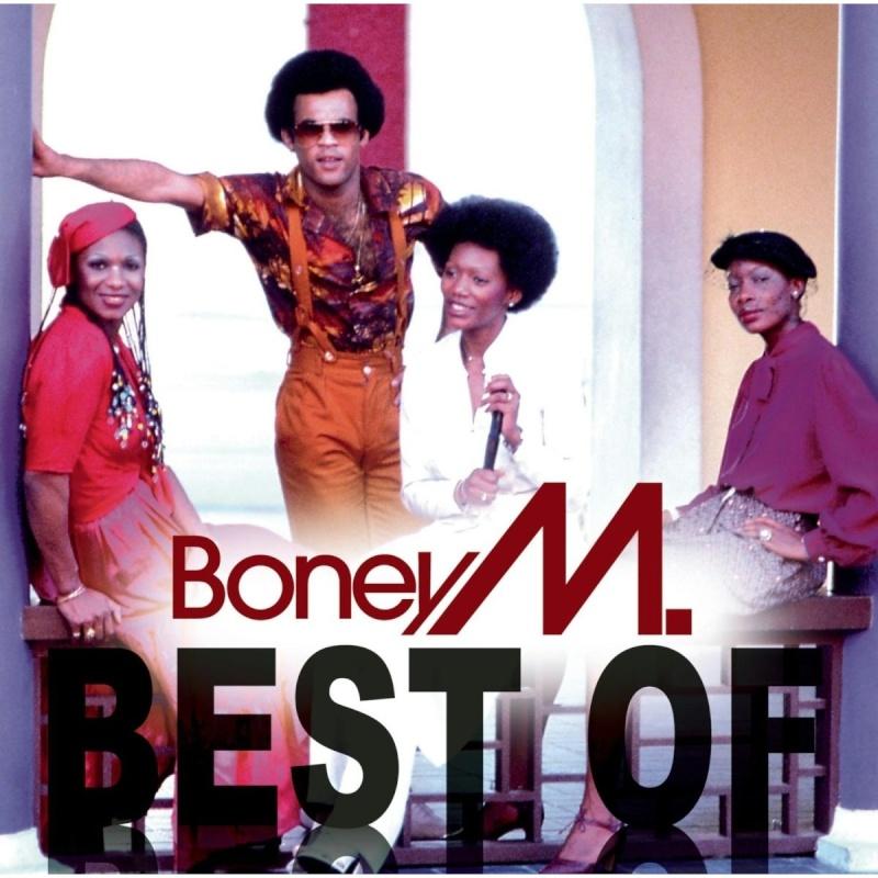 24/08/2012 Best Of Boney M. (Sony Music Germany) Bm201210