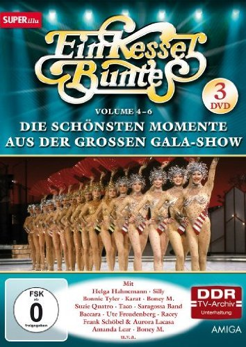 "02/11/2012 Best of TV SHOW ""Ein Kessel Buntes"" (3DVD, vol.2) Kessel10"