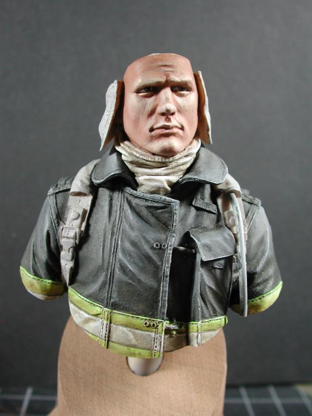 Buste pompier de NY 01116