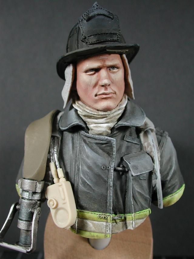 Buste pompier de NY 01311