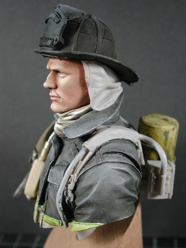 Buste pompier de NY 01412