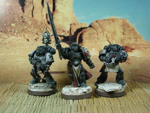 Mon armée de Black Templar en construction Dscn6013