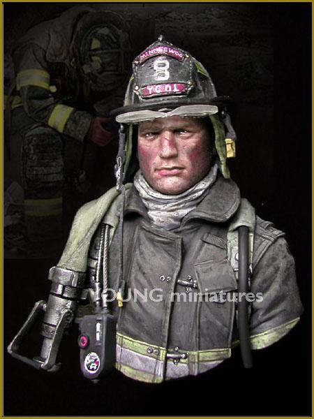 Buste pompier de NY Fire_310