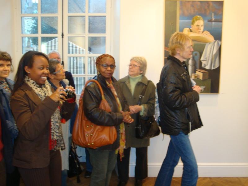 Vernissage Exposition Maria MESTEROU le 15/10/11 Dreux Dsc01940