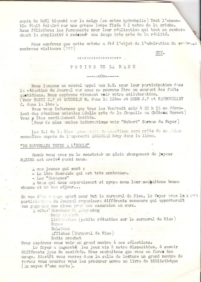 [Les écoles de spécialités] ÉCOLE DE RADIOS LES BORMETTES - Tome 1 - Page 35 Numeri39
