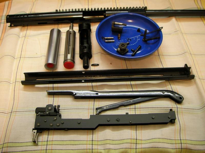 FEINWERKBAU 300S Kit MACCARI Lunette LUGER LR 8-32X44 Target Dot - Page 4 Sany0514