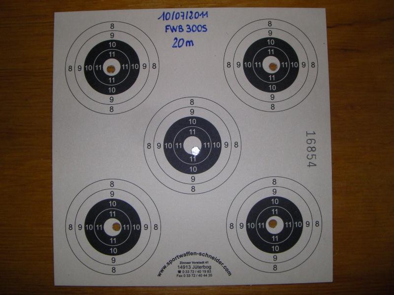 FEINWERKBAU 300S Kit MACCARI Lunette LUGER LR 8-32X44 Target Dot - Page 4 Sany0516