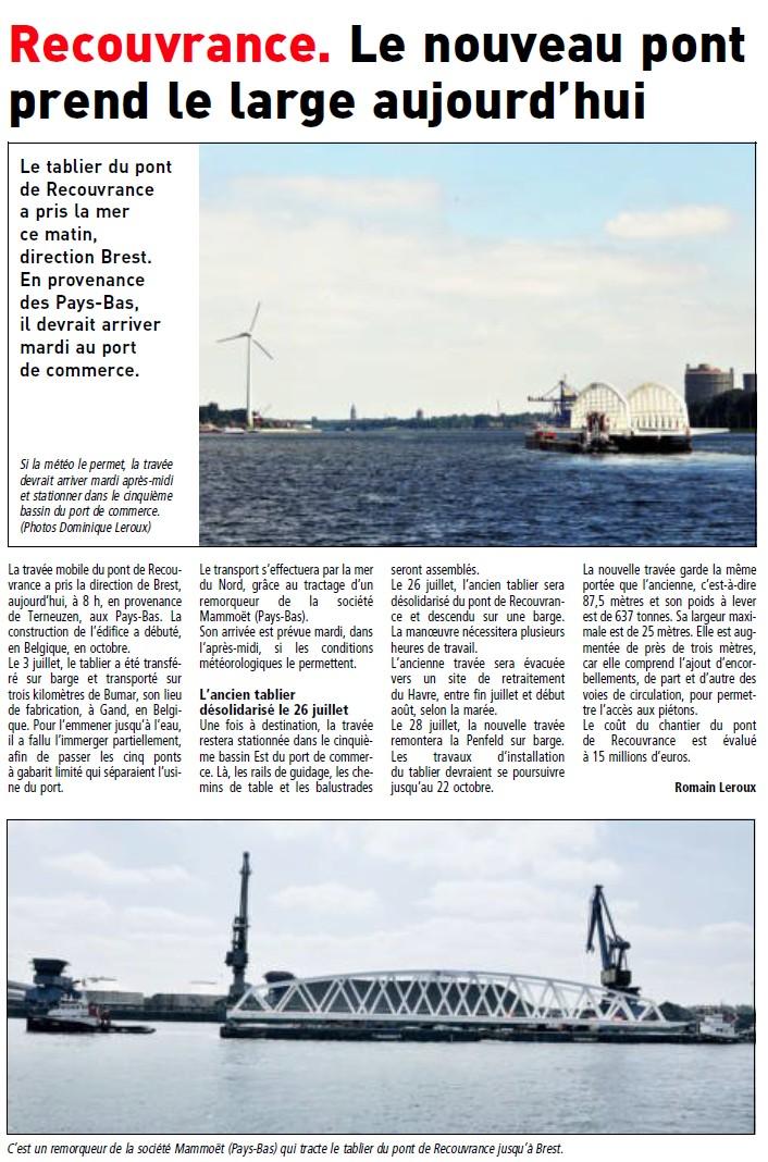 brest - [Les ports militaires de métropole] Port de Brest - TOME 1 - Page 22 Telegr20