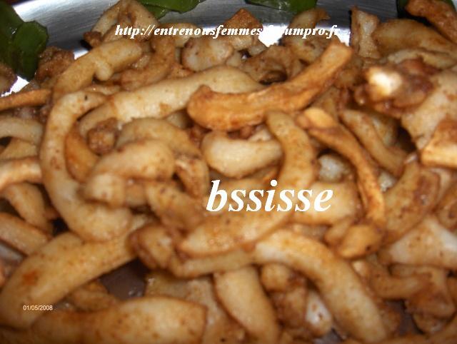 Calamars frits à la marocaine Calam210