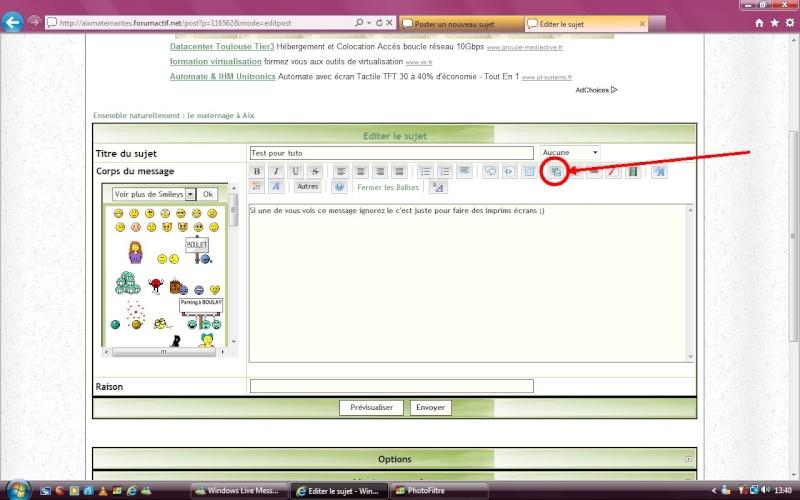 Mode d'emploi du forum  (editer un message, mettre une photo...) Sans_t22