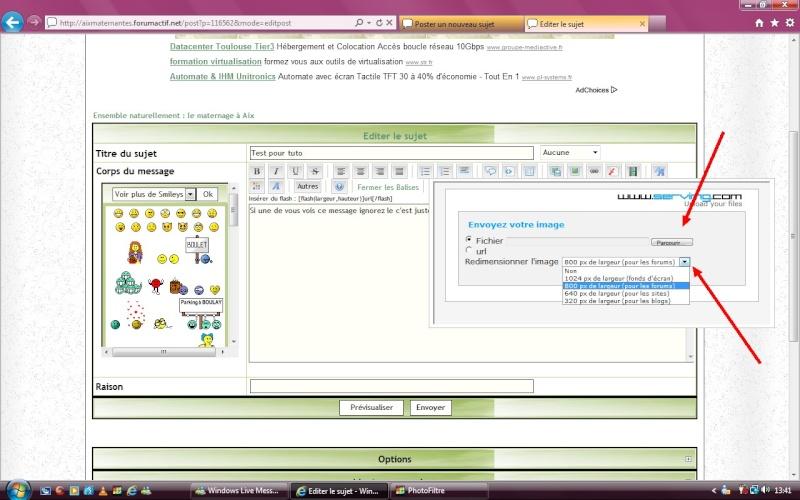 Mode d'emploi du forum  (editer un message, mettre une photo...) Sans_t23