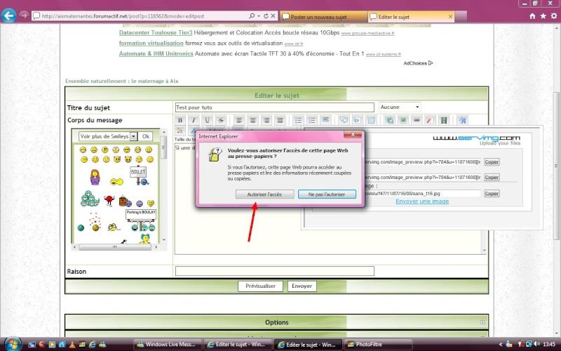 Mode d'emploi du forum  (editer un message, mettre une photo...) Sans_t26