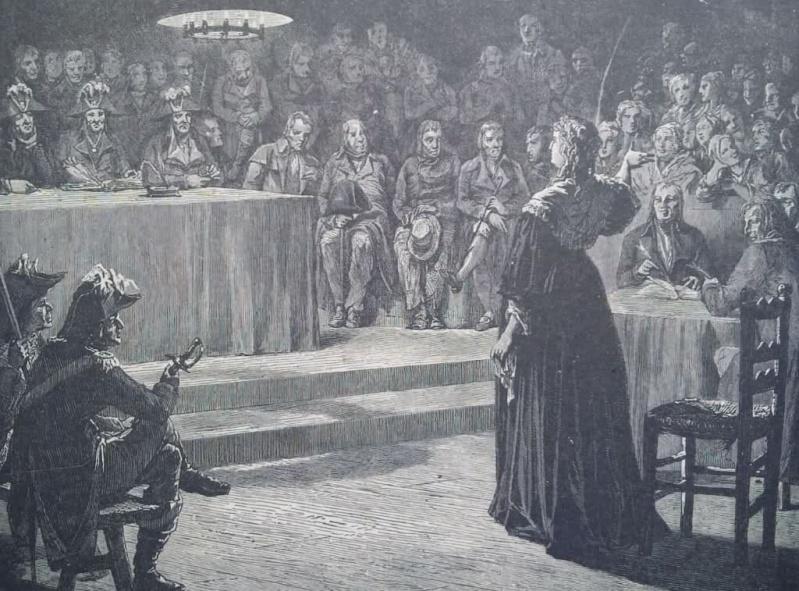 Le procès de Marie-Antoinette: images et illustrations - Page 3 316vrx10