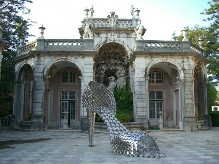 L'art contemporain à Versailles Cinder10
