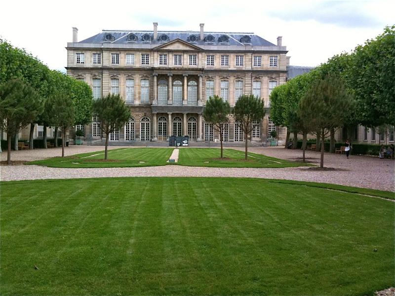 L'hôtel de Rohan-Strasbourg (Paris) Img_1610