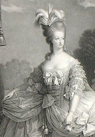 Portrait de la Reine 1778 - Page 2 Marie-12