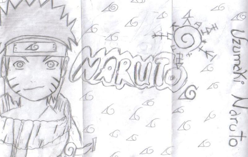 Mis Dibujos Naru10