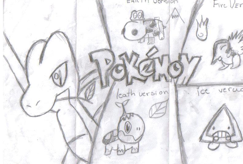 Mis Dibujos Pokemo10