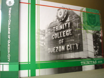 Batch 2006 Yearbook Cover110