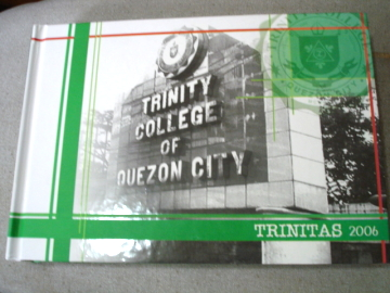 Batch 2006 Yearbook Cover210