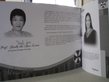 Batch 2006 Yearbook Inner210