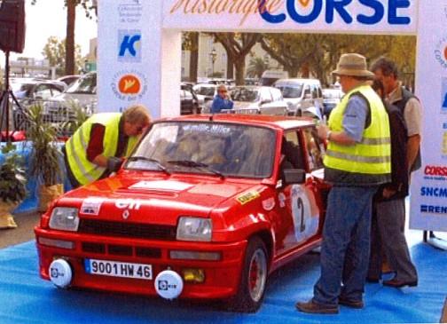 Corsica Historique 2008 Blonde10