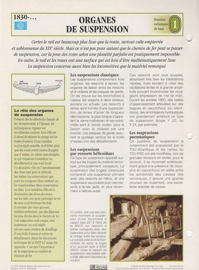 [Fiches Atlas] Trains de légende, éditions Atlas (1e partie) 00911