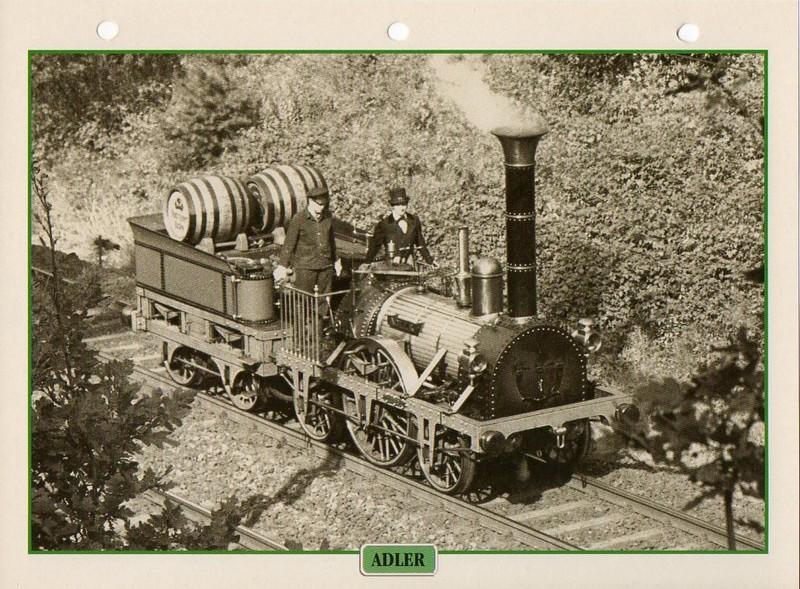[Fiches Atlas] Trains de légende, éditions Atlas (1e partie) 02110