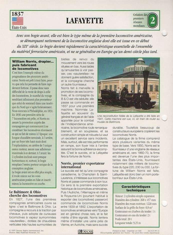 [Fiches Atlas] Trains de légende, éditions Atlas (1e partie) 02810
