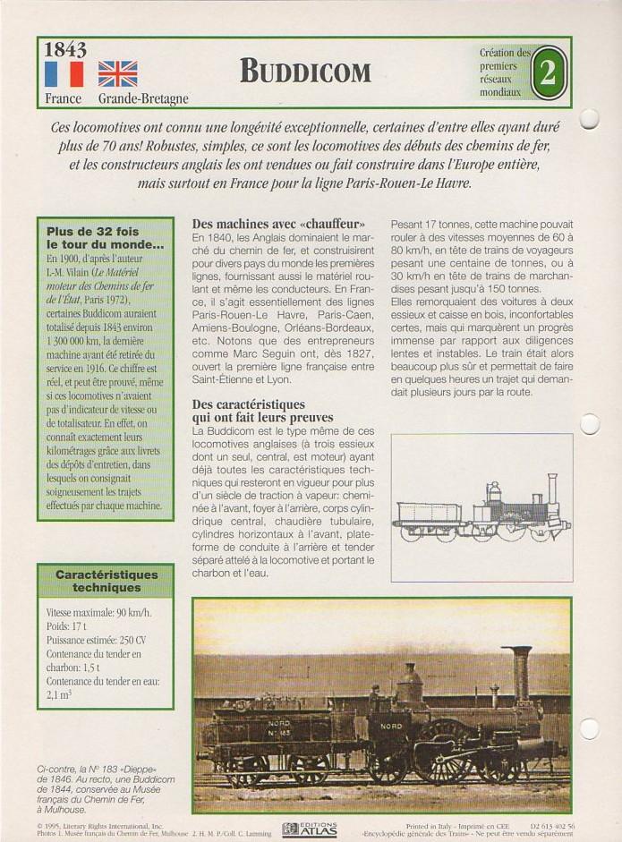 [Fiches Atlas] Trains de légende, éditions Atlas (1e partie) 03010