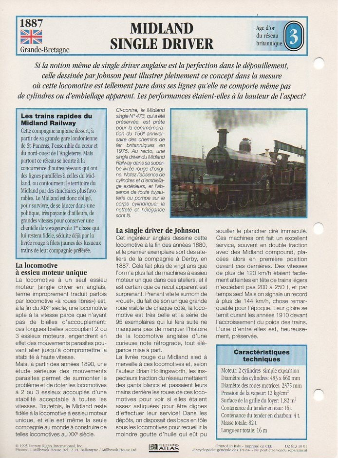 [Fiches Atlas] Trains de légende, éditions Atlas (1e partie) 03710