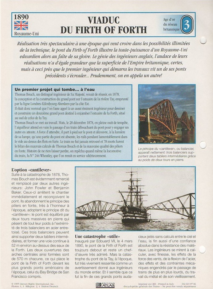 [Fiches Atlas] Trains de légende, éditions Atlas (1e partie) 03910