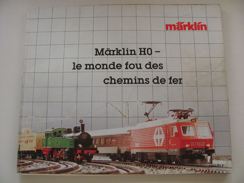 [Märklin] Catalogue 1984-1985 Img_0210