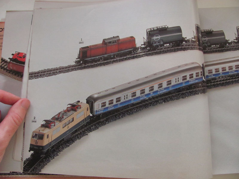 [Märklin] Catalogue 1984-1985 Img_0254